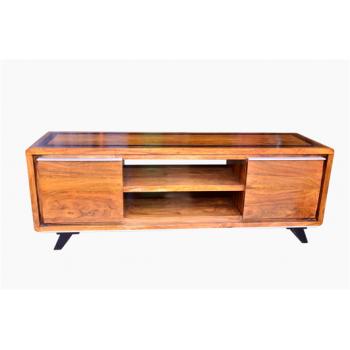 art deco meuble tv. Black Bedroom Furniture Sets. Home Design Ideas