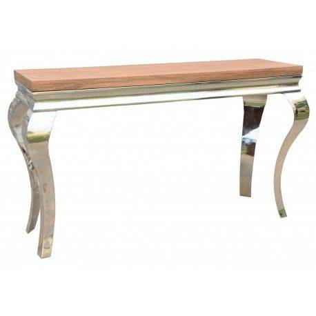CONSOLE OPIUM STAINLESS II