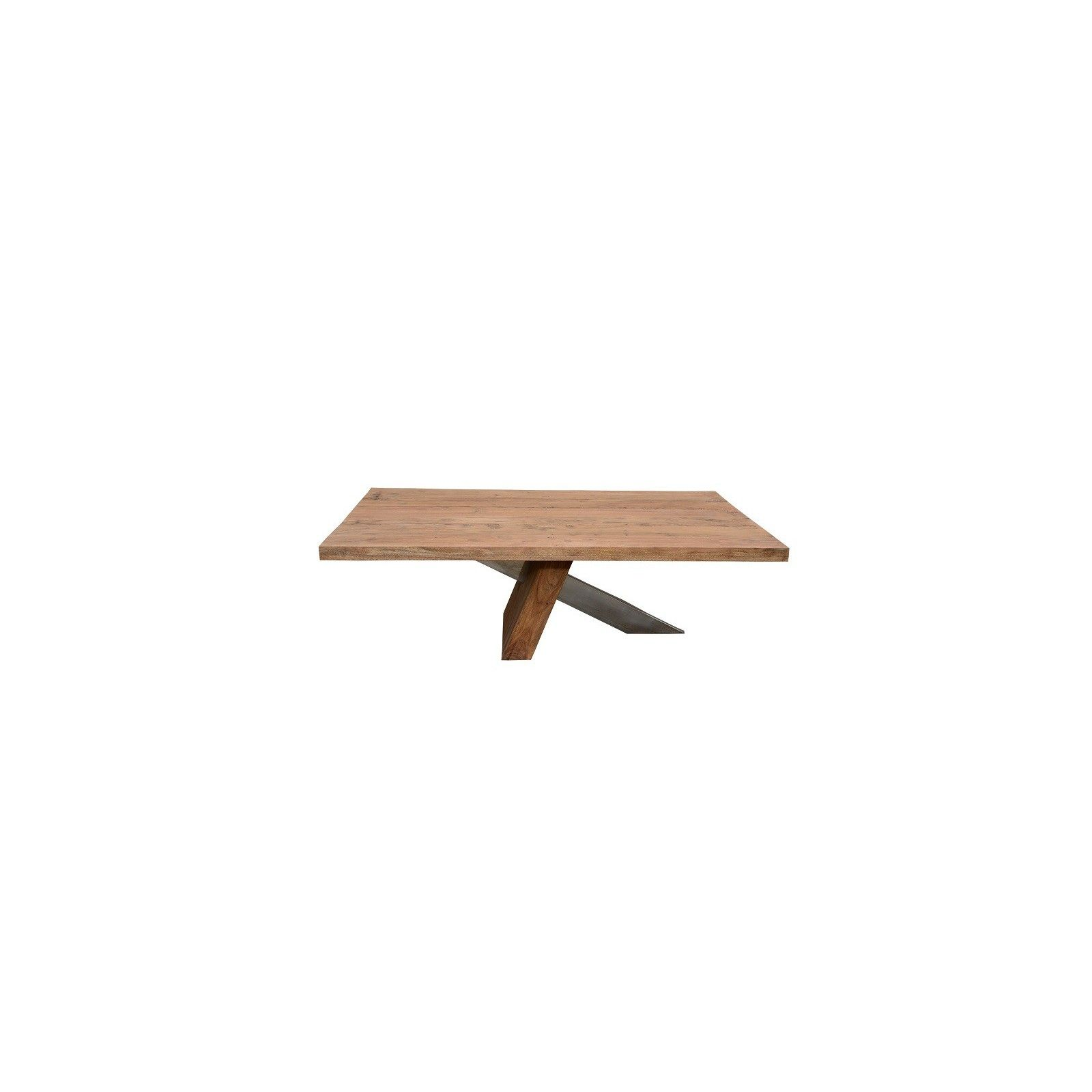 STAINLESS III TABLE BASSE PURE 130 x 80 Tables basses rectangulaires - 192