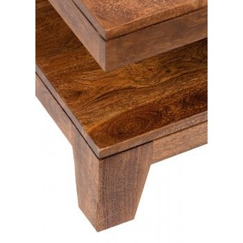 KAVISH II TABLE BASSE RECT 140X70 Tables basses rectangulaires - 3