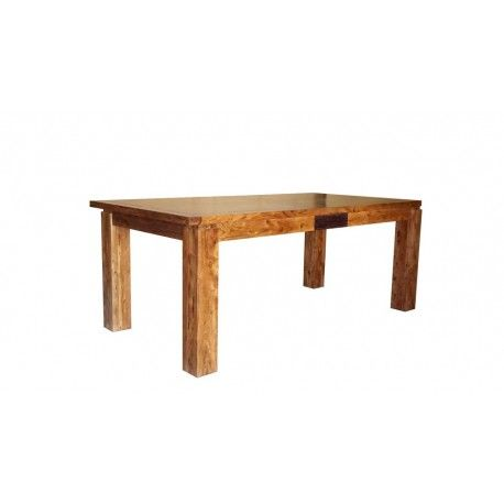 TABLE DE REPAS EXTENSION PAPILLON