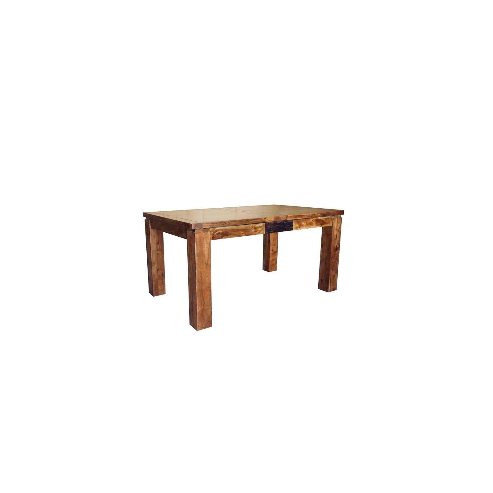 TABLE DE REPAS EXTENSION PAPILLON Tables de salle à manger rectangulaires - 4
