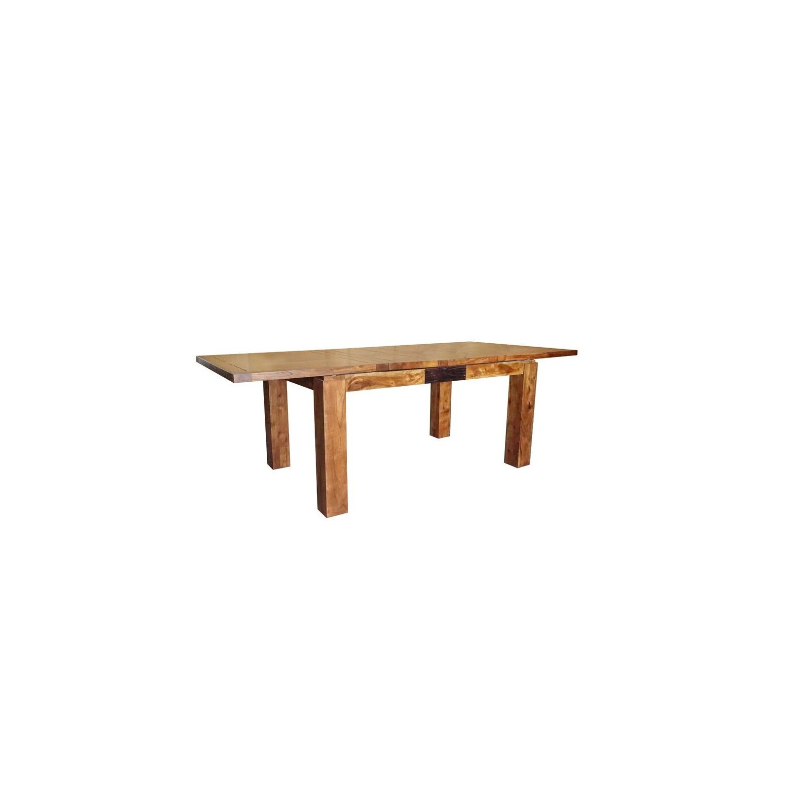 TABLE DE REPAS EXTENSION PAPILLON Tables de salle à manger rectangulaires - 5