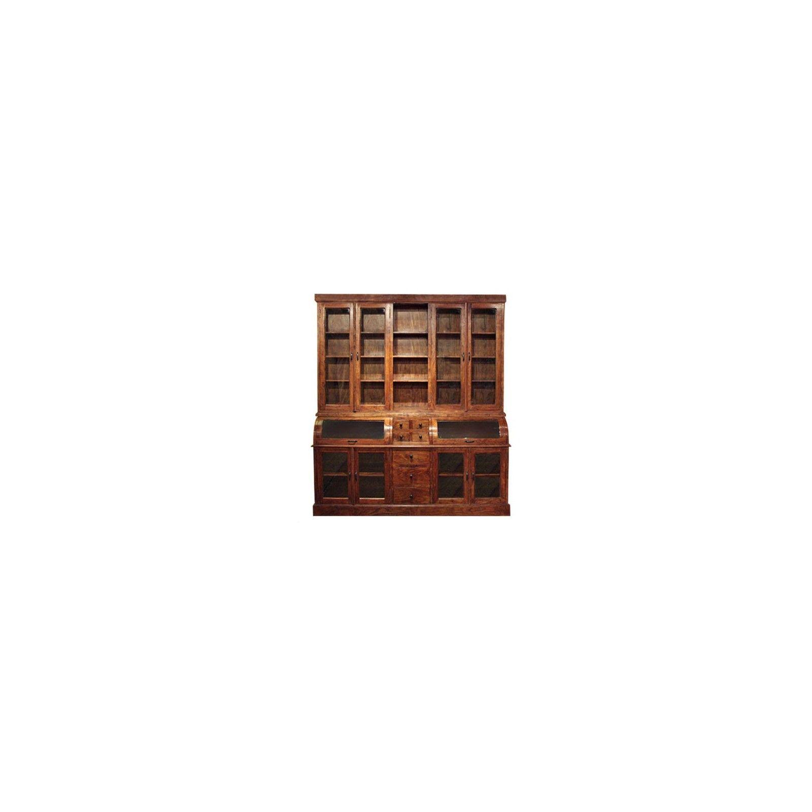CARA Bibliothèque 2 corps moyen modèle Bibliothèques - 6