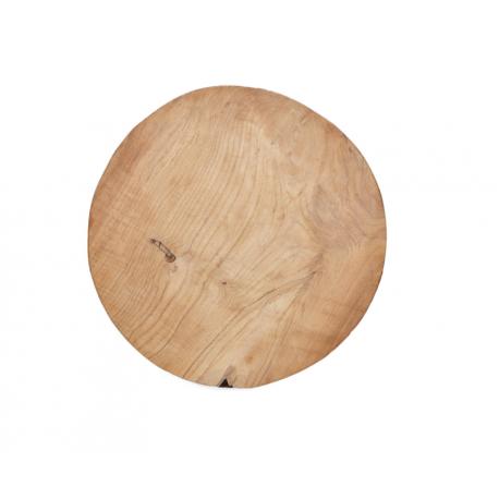 Racine tabouret champignon