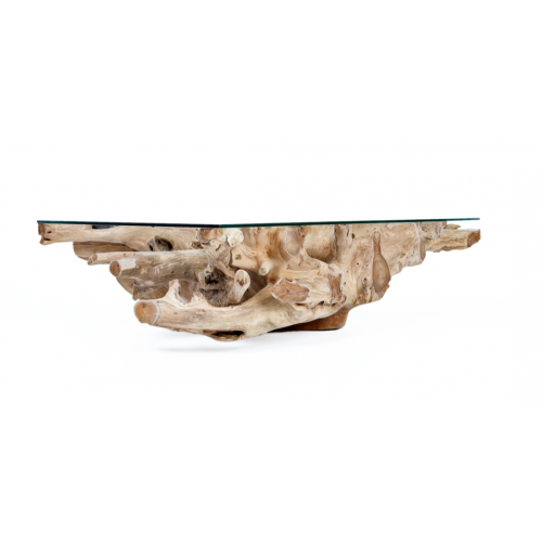 Racine table basse 120x60 Tables basses rectangulaires - 2