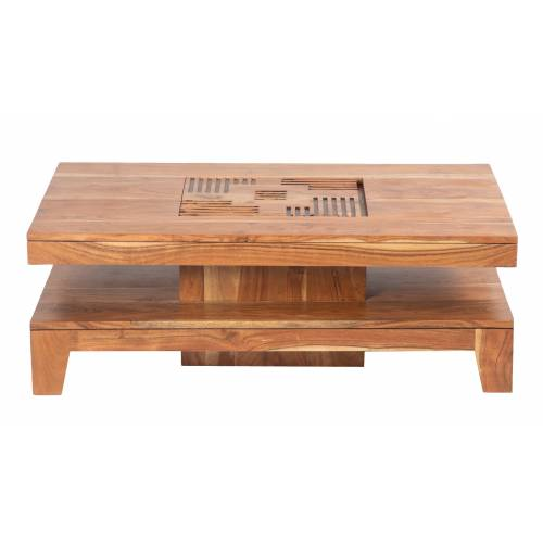 KAVISH II TABLE BASSE RECT PM Tables basses rectangulaires - 8