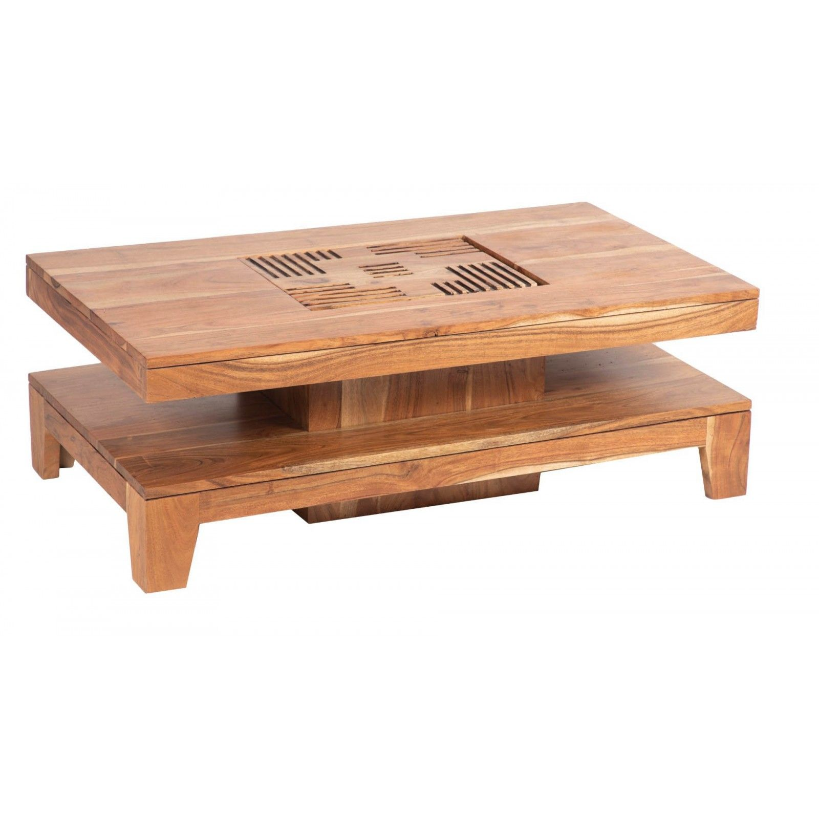 KAVISH II TABLE BASSE RECT PM Tables basses rectangulaires - 6