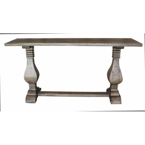 Console Monastere Bois massif Empereur  Style - 9