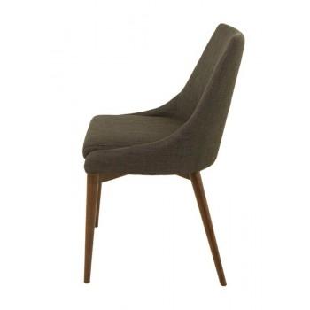 Chaise grise haut de gamme