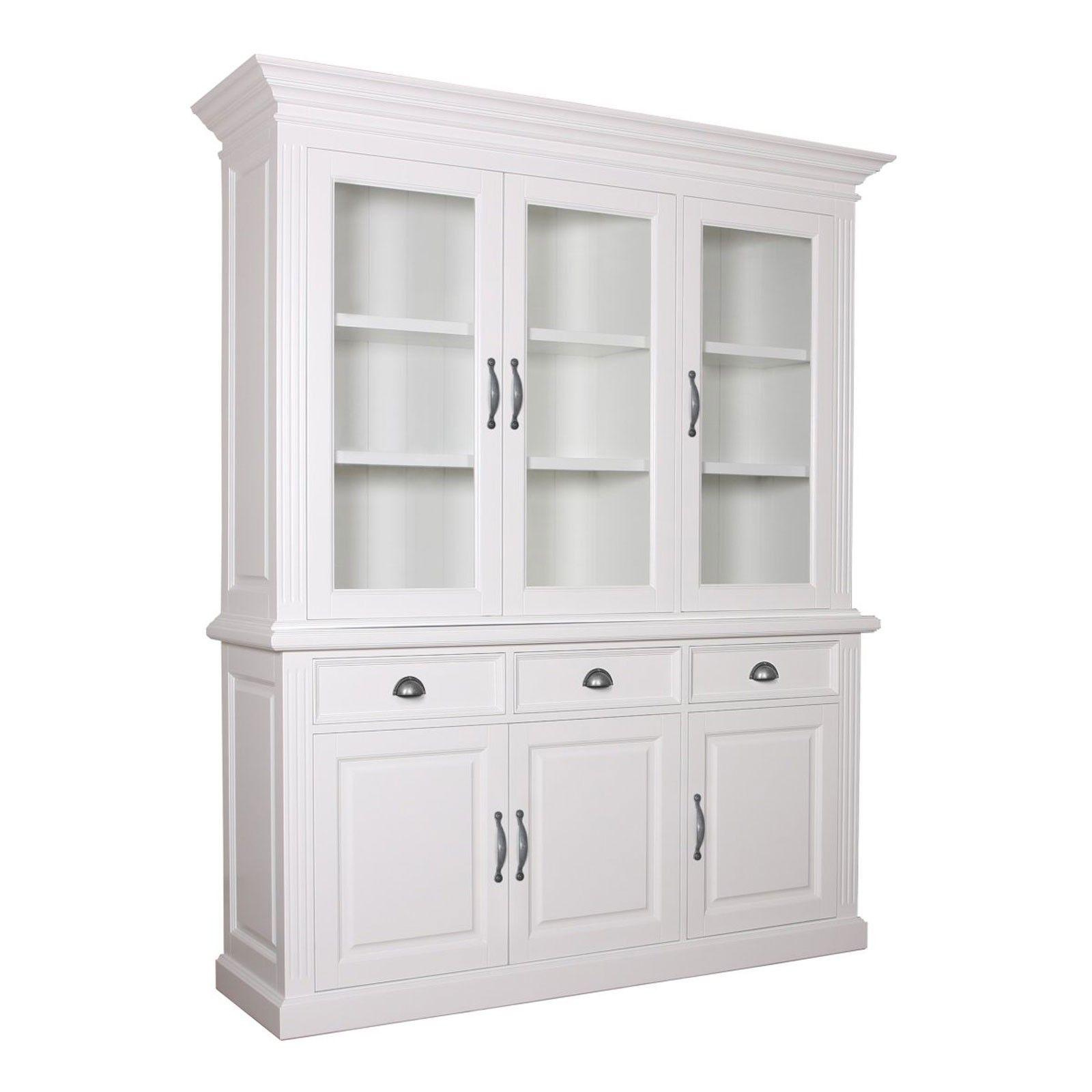 Buffet deux corps 2x3 portes 3 tiroirs Chic -achat meubles de séjour