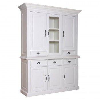 Cabinet Chic au style romantique