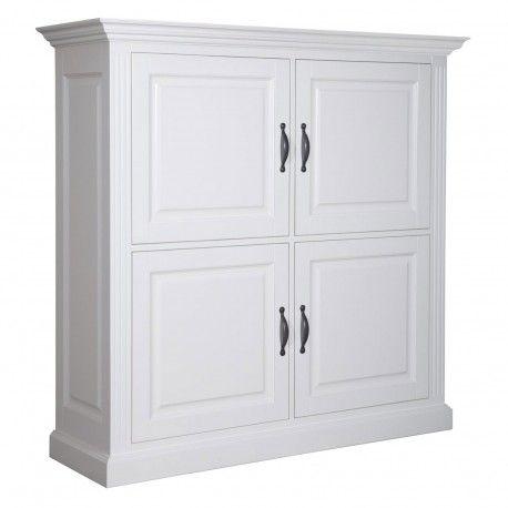 """Cabinet 4 portes """"Romance"""""""