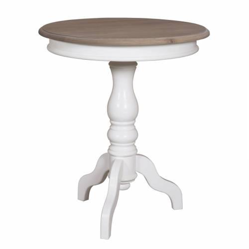 """Table à vin """"Tia Oak"""" - achat table à vin"""