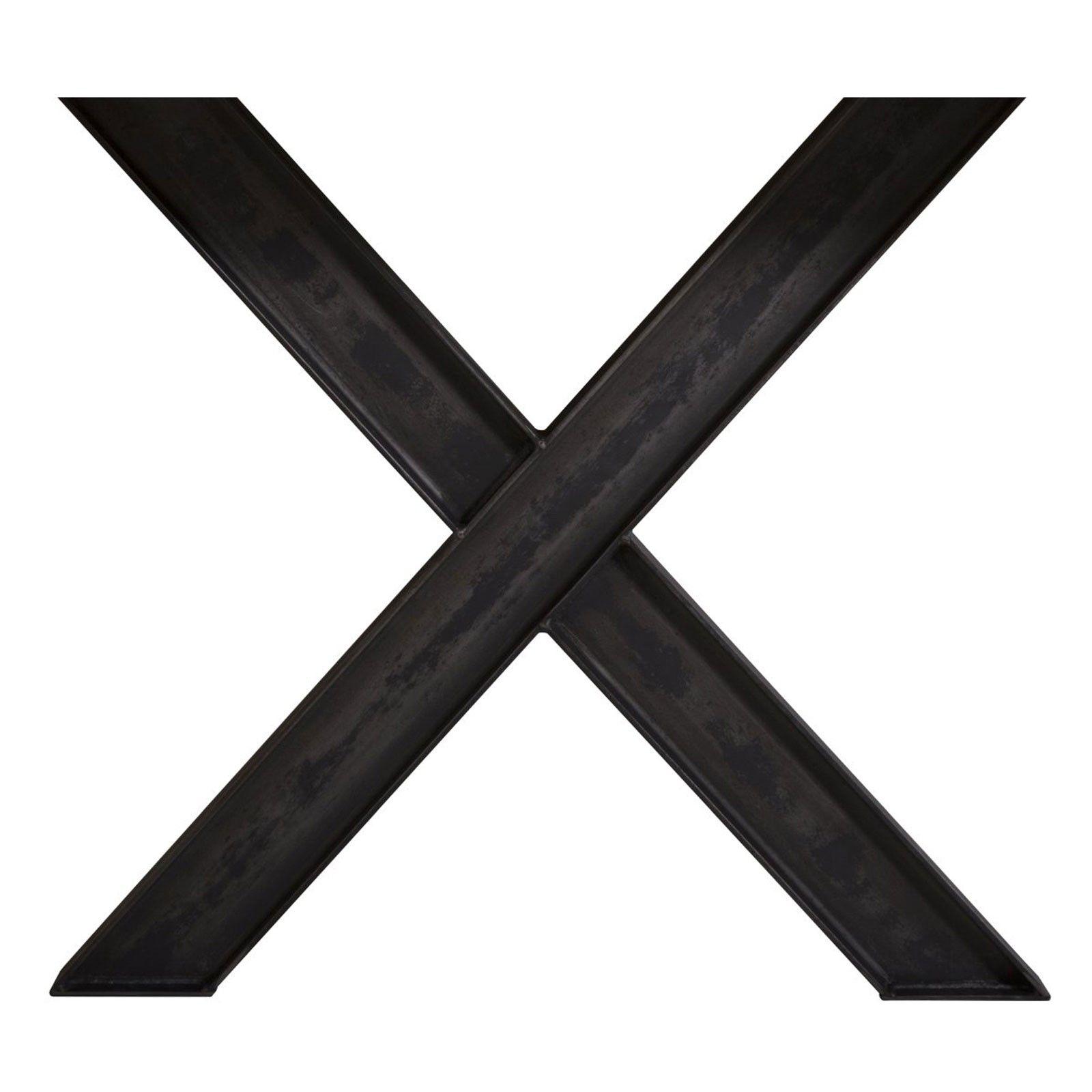 Pieds X - industriel