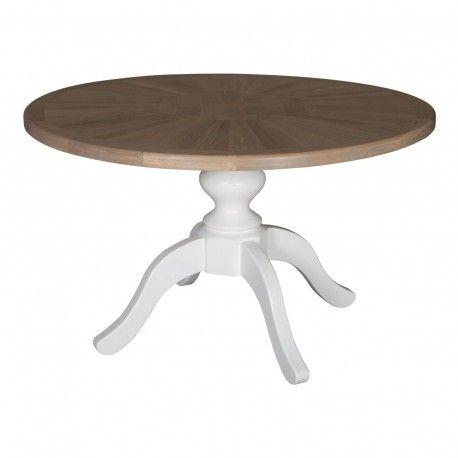 """Table à dîner ronde """"Mosaique"""""""