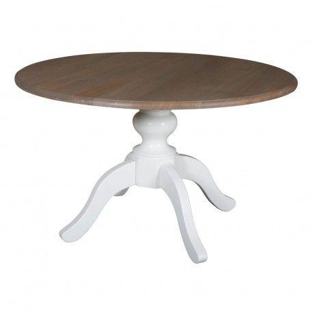 "Table à dîner ronde ""Sofie"""