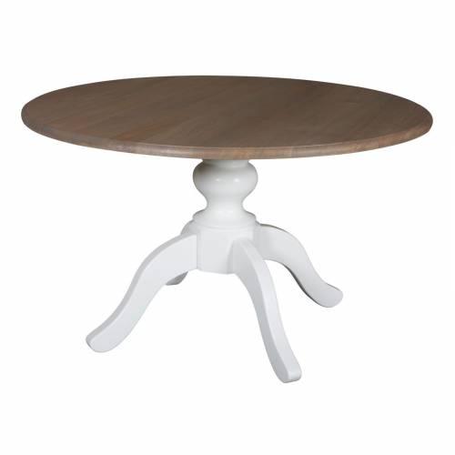 Table à dîner ronde charme