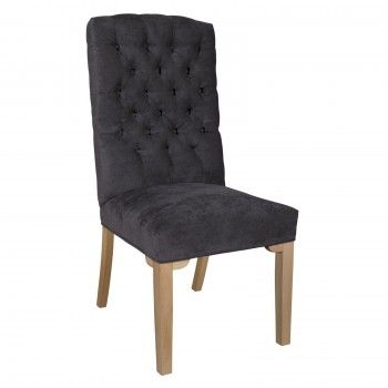 """Chaise """"Elisabeth"""" - assise charme"""