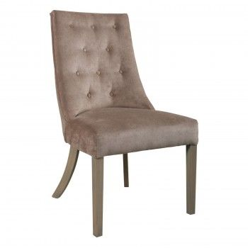 "Chaise ""Majestiek"" - achat assise de luxe"
