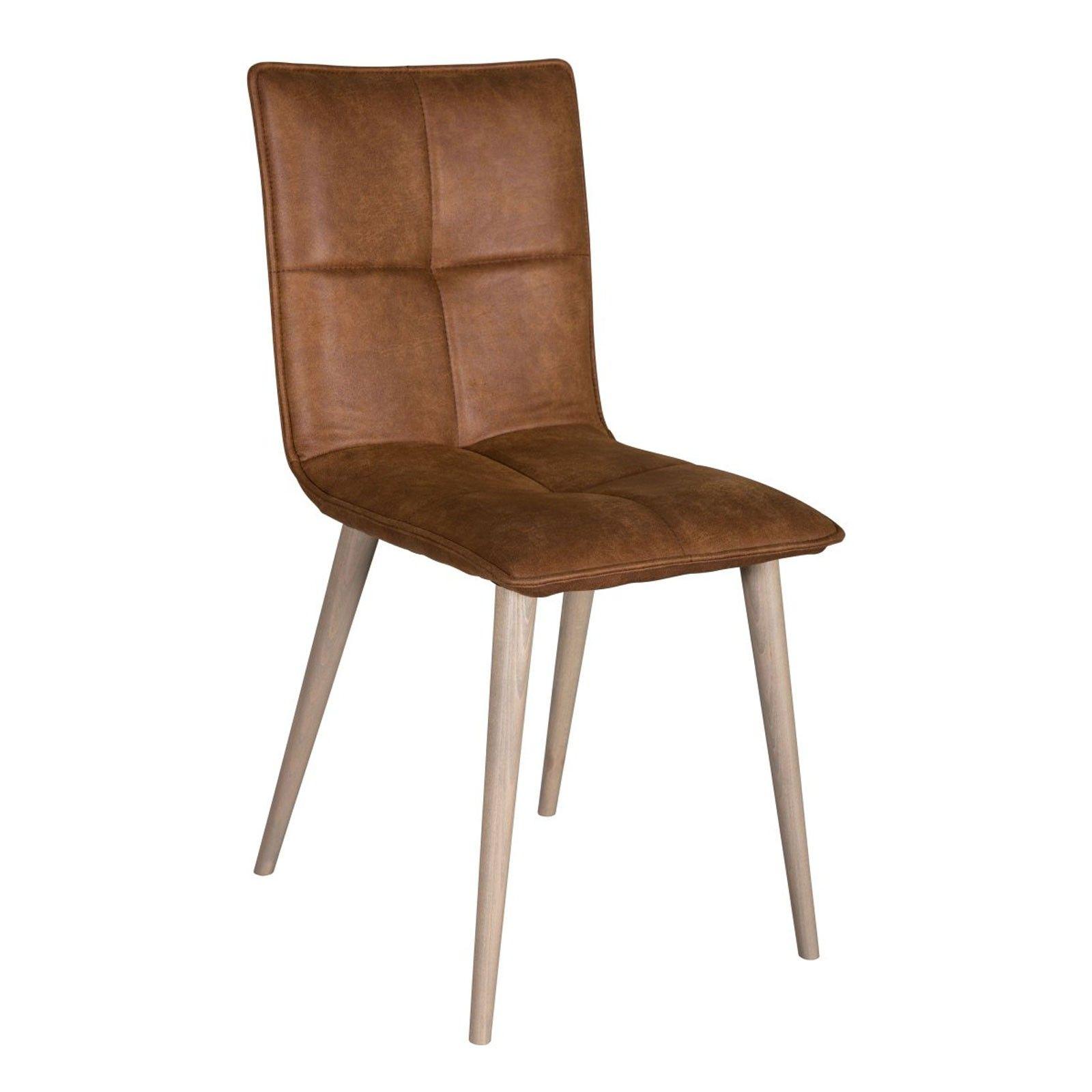 "Chaise ""Rover"" - chaise marron"
