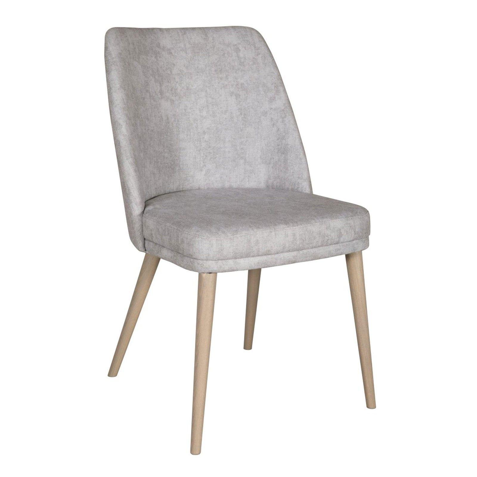 "Chaise ""Thomas"" - grise"