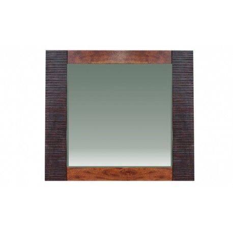Miroir cadre bois   Acacia Moon