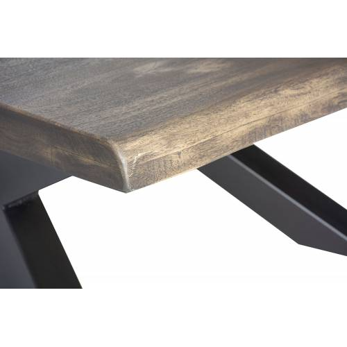 NEW YORK TABLE BASSE CARRÉE Style - 384