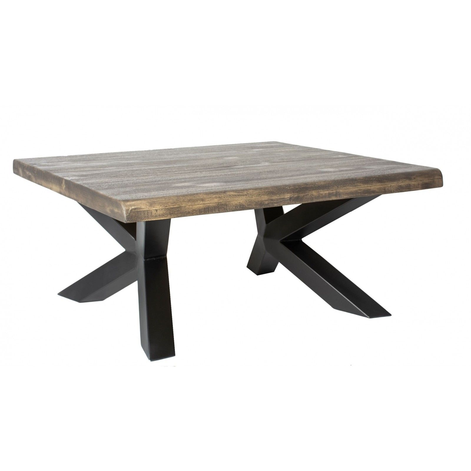 NEW YORK TABLE BASSE CARRÉE Style - 266