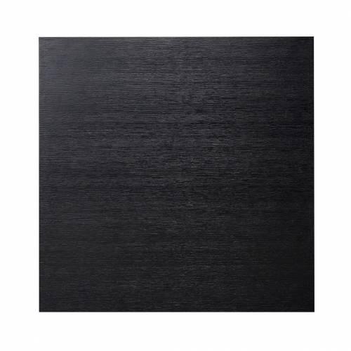 """Table basse carrée noir Blok C """"Chêne Oakura"""" Tables basses carrées - 6"""