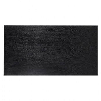 "Table basse rectangulaire noir Blok H ""Chêne Oakura"" Tables basses rectangulaires - 113"