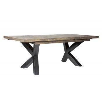 NEW YORK TABLE DE REPAS 190 Style - 358