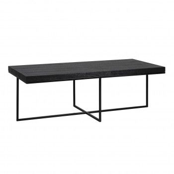 "Table basse rectangulaire minimaliste 120x60 ""Chêne Oakura"" Tables basses rectangulaires - 35"