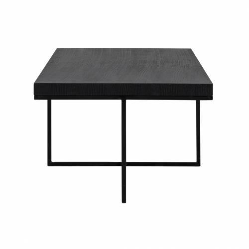 "Table basse rectangulaire minimaliste 120x60 ""Chêne Oakura"" Tables basses rectangulaires - 92"