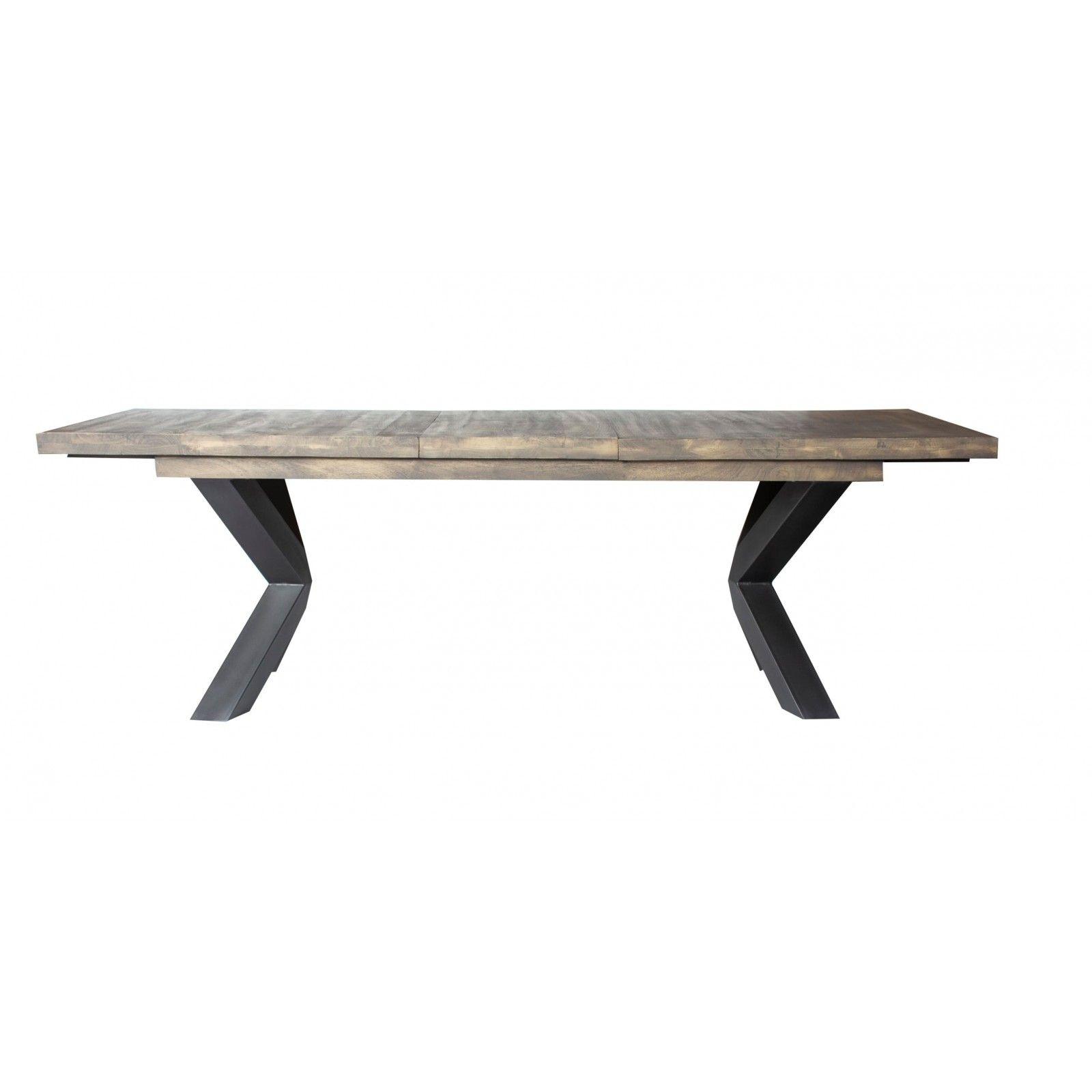 NEW YORK TABLE DE REPAS 160 Style - 277