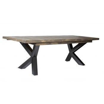 NEW YORK TABLE DE REPAS 160 Style - 365
