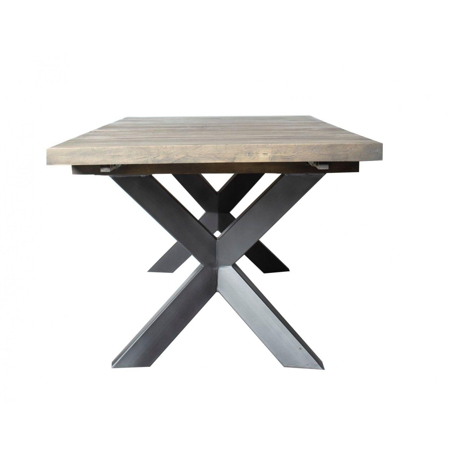 NEW YORK TABLE DE REPAS 160 Style - 399