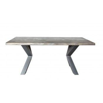 NEW YORK TABLE DE REPAS 200 Style - 36