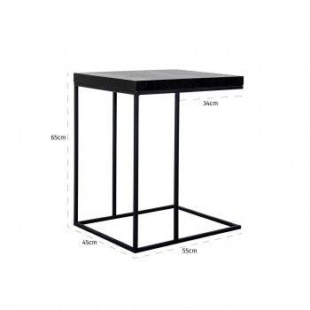 Table d'appoint Oakura Meuble Déco Tendance - 731