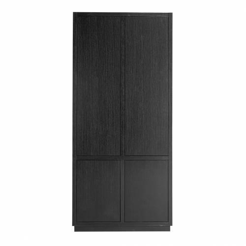 Cabinet Oakura 2x2-portes3 étagères au desssu - 1 étagère au fond Meuble Déco Tendance - 530