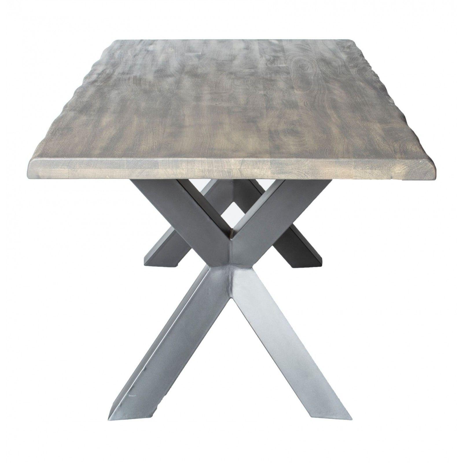 NEW YORK TABLE DE REPAS 200 Style - 369