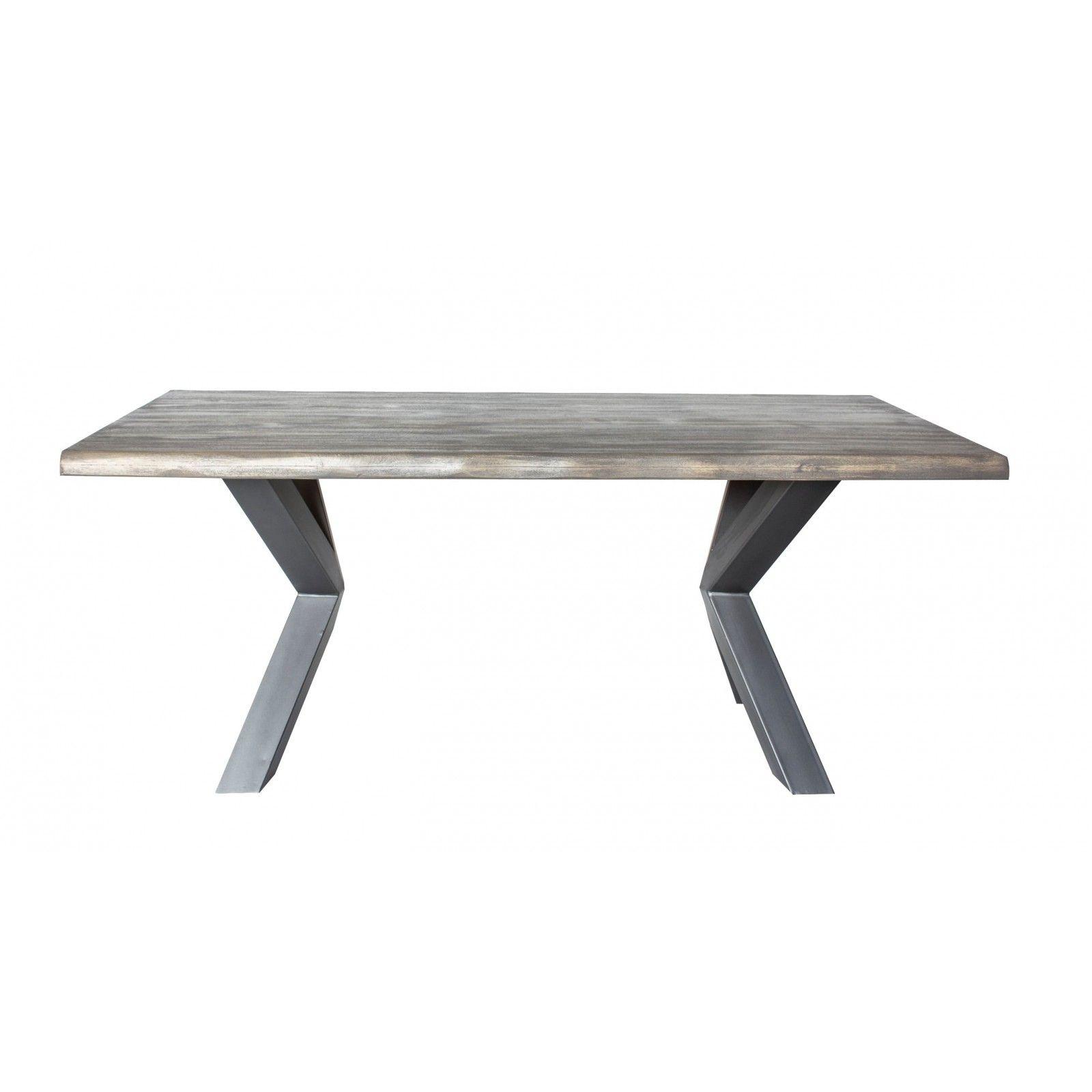 NEW YORK TABLE SEMI-HAUTE Style - 196