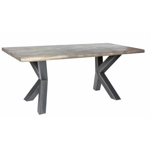 NEW YORK TABLE SEMI-HAUTE Style - 240