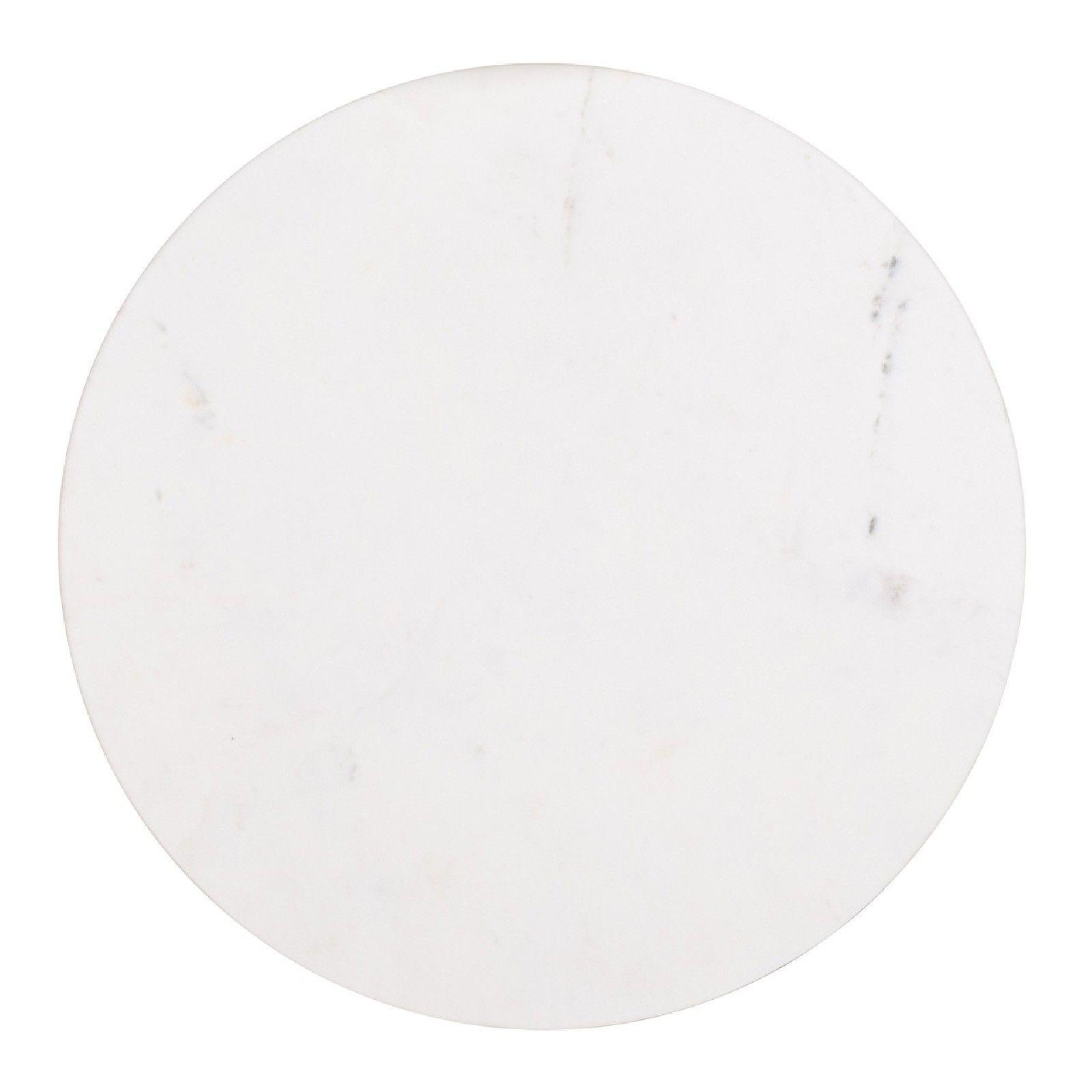 Table d'angle Lexington white set de 2 Meuble Déco Tendance - 220