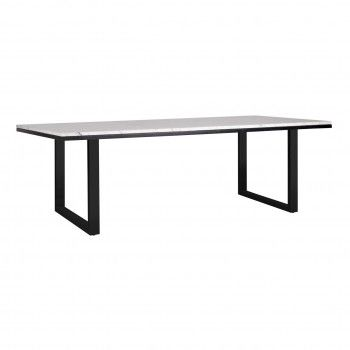 Table à dîner Lexington white 200x94 Meuble Déco Tendance - 51