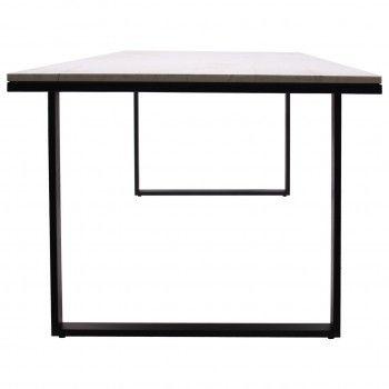 Table à dîner Lexington white 200x94 Meuble Déco Tendance - 284