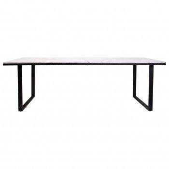 Table à dîner Lexington white 200x94 Meuble Déco Tendance - 667