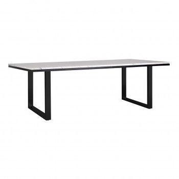 Table à dîner Lexington white 230x94 Meuble Déco Tendance - 40