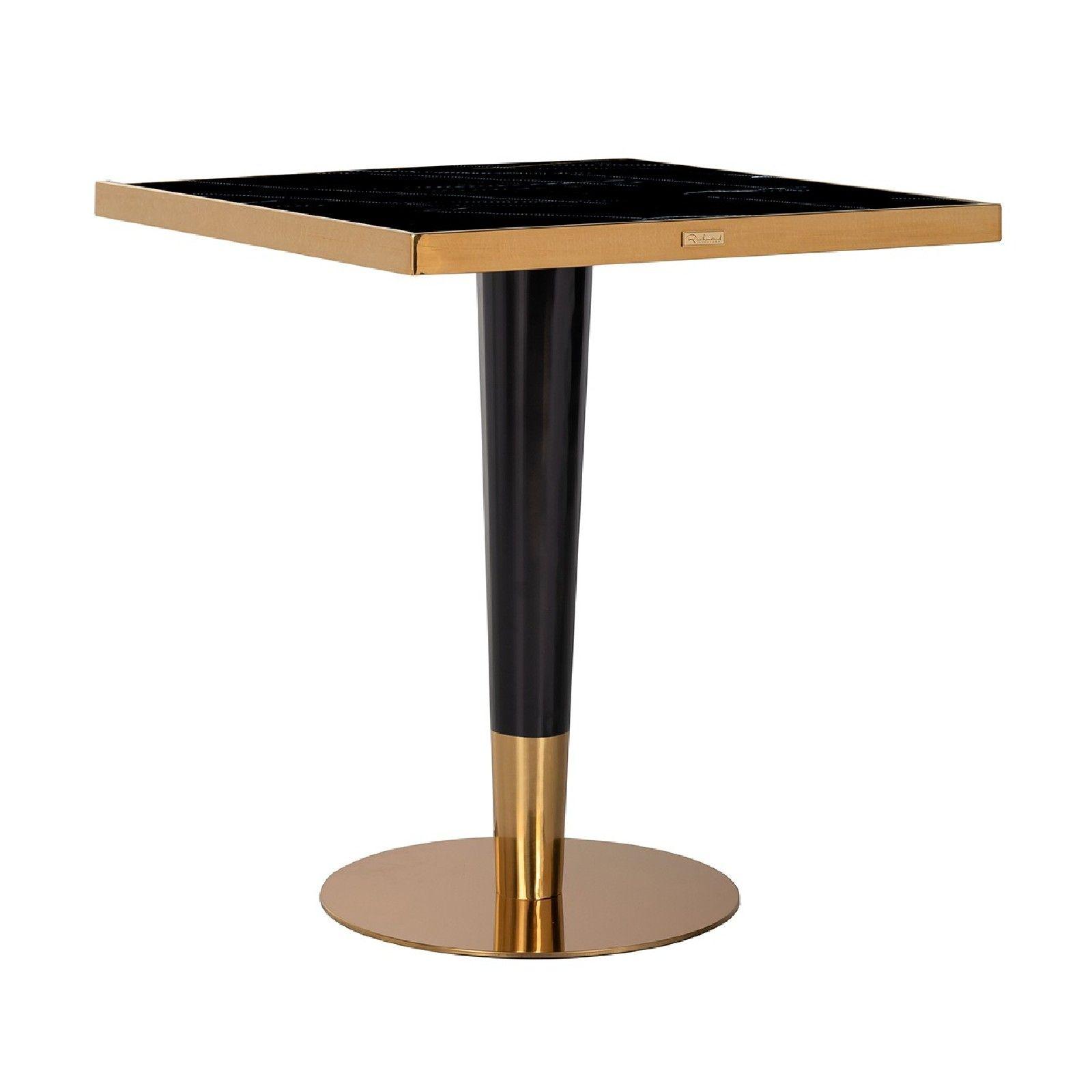 Table a diner Can Roca square black 70x70 Meuble Déco Tendance - 30