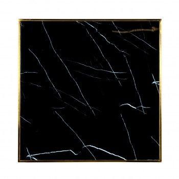 Table a diner Can Roca square black 70x70 Meuble Déco Tendance - 267